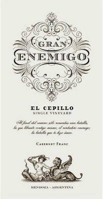 Gran Enemigo El Cepillo, 2014, Bodega Aleanna, 6x750ml