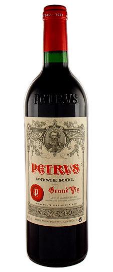 2001 Petrus, 6x750ml