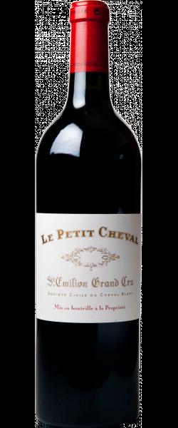 2010 Petit Cheval, 6x750ml