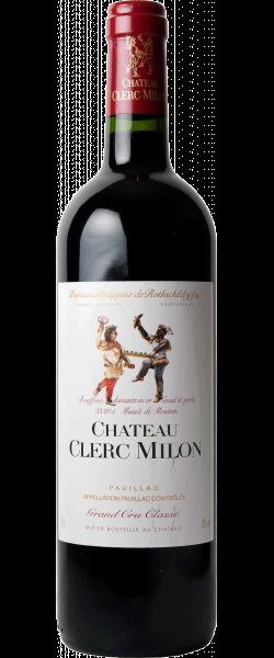2012 Clerc Milon, 12x750ml