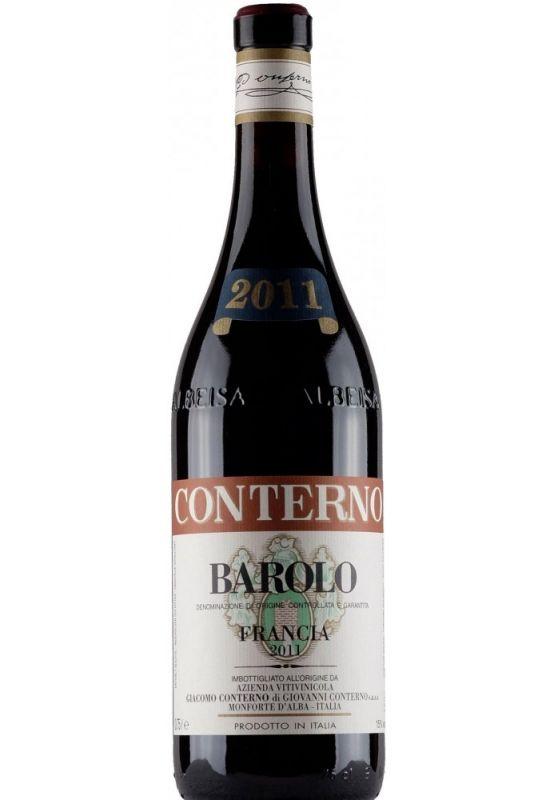 2008 Giacomo Conterno, Barolo Cascina Francia, 12x750ml