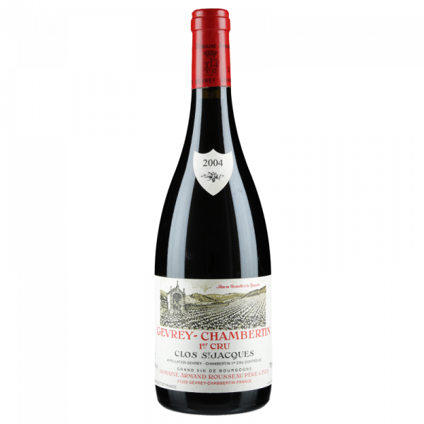 2008 Armand Rousseau, Gevrey Chambertin Clos St Jacques, 12x750ml