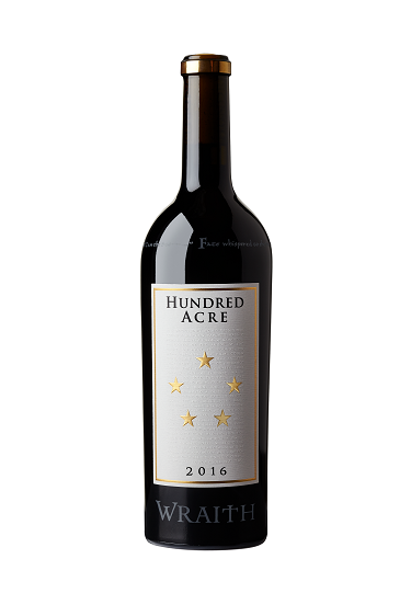 2016 Hundred Acre, Wraith, 3x750ml