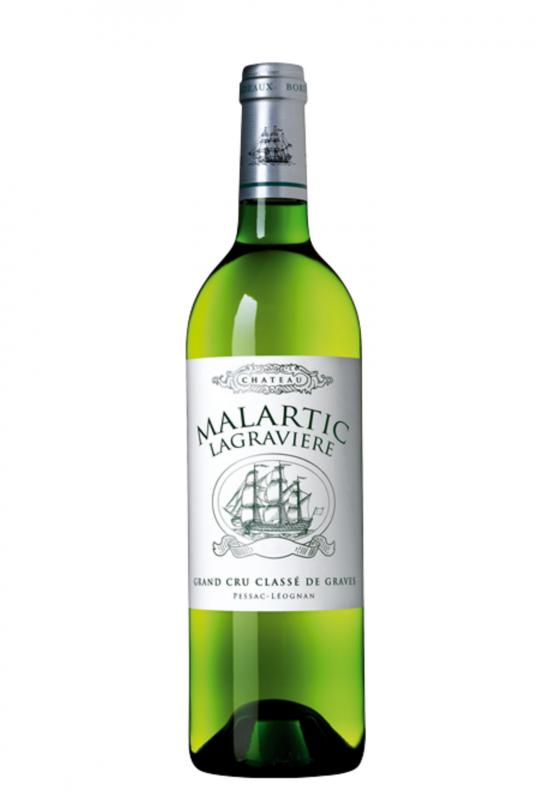 Malartic Lagraviere Blanc 2009