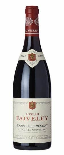 2013 Domaine Faiveley, Chambolle Musigny Amoureuses, 6x750ml