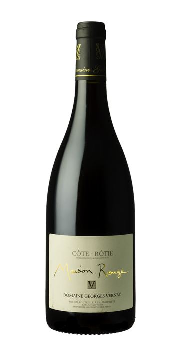 Georges Vernay, Cote Rotie Maison Rouge 2011