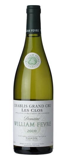 2015 William Fevre, Chablis Clos (DMAG)