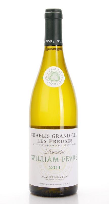 2013 William Fevre, Chablis Preuses, 3x1.5ltr