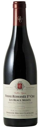 2011 Bruno Clavelier, Vosne Romanee Beaux Monts VV, 12x750ml
