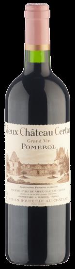 2005 Vieux Chateau Certan, 12x750ml