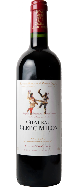 2015 Clerc Milon, 12x750ml