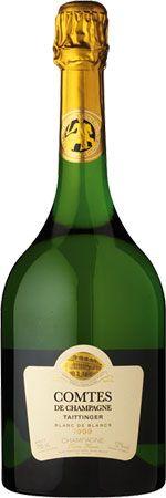2004 Taittinger, Comtes Champagne, 6x750ml