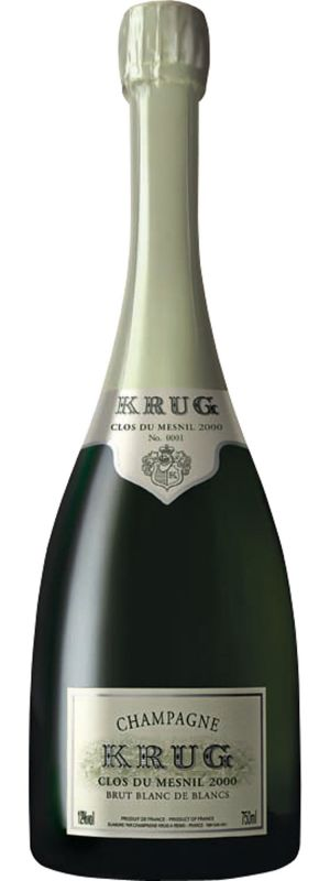 1992 Krug, Clos Mesnil, 1x750ml
