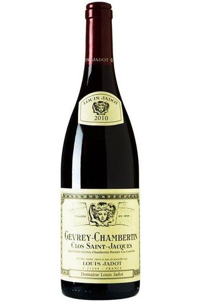 2013 Louis Jadot, Gevrey Chambertin Clos St Jacques, 6x750ml