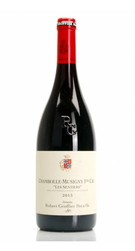 2012 Robert Groffier (Pere et Fils), Chambolle Musigny Sentiers