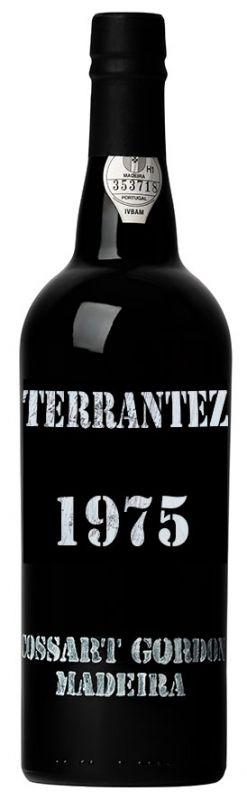 1975 Cossart Gordon, Terrantez, 6x750ml