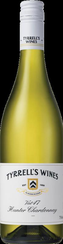 2010 Vat 47 Chardonnay, Tyrrell's, 6x750ml