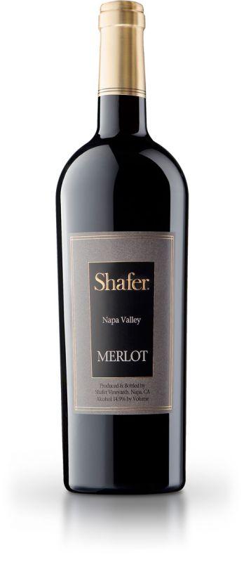 2013 Shafer, Napa Merlot