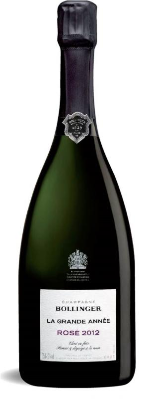 2004 Bollinger, Grande Annee Rose, 6x750ml