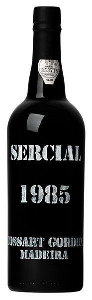 1985 Cossart Gordon, Sercial Madeira, 6x375ml