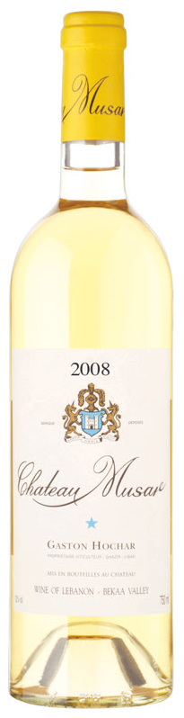 2012 Musar White, 3x1.5ltr
