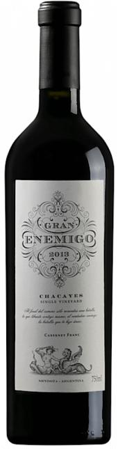 2017 Gran Enemigo Chacayes, 6x750ml