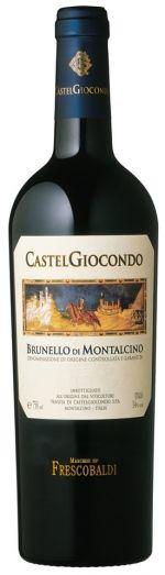 Brunello di Montalcino Castelgiocondo, 2004, Frescobaldi, 6x750ml
