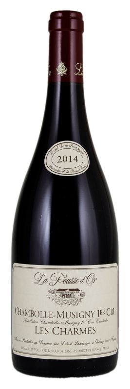 2014 Pousse d'Or, Chambolle Musigny Charmes, 12x750ml