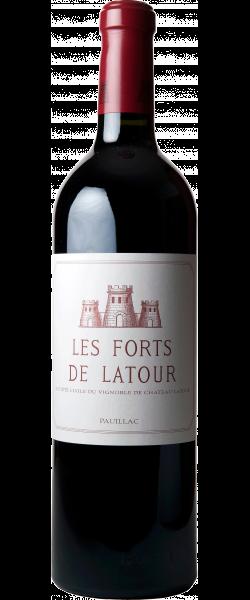 1995 Les Forts de Latour, 12x750ml