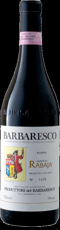 2011 Produttori Barbaresco, Barbaresco Rabaja Riserva