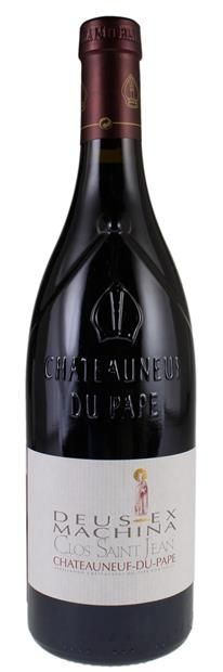 Clos St Jean, Chateauneuf Du Pape Deus Ex Machina 2012 (98pt WA)
