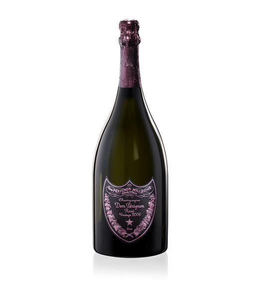 2006 Moet & Chandon, Dom Perignon Rose Lenny Kravitz, 6x750ml