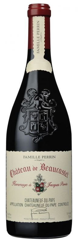 Beaucastel, Chateauneuf Du Pape Hommage J Perrin 2007