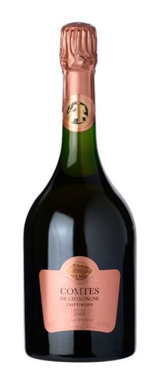 2006 Taittinger, Comtes Champagne Rose, 6x750ml