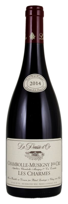 Pousse d'Or, Chambolle Musigny Charmes 2012